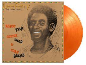 Roast Fish, Collie Weed, & Corn Bread - LP (Orange Vinyl) / Lee Perry / 1978/2021