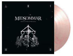 Midsommar (Original Soundtrack) - LP (Rød Og Hvid Vinyl) / Bobby Krlic / 2019/2021