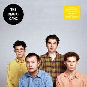 "The Magic Gang - LP+7"" Vinyl (RSD 2021 Gul vinyl) / The Magic Gang / 2018/2021"