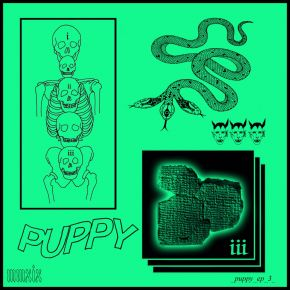 "III - 12"" EP (Farvet Vinyl) / Puppy / 2019 / 2020"