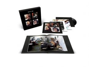 """Let It Be - 4LP+12"""" EP Deluxe Box / The Beatles / 1970/2021"""