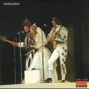 Mutantes - LP (Flaskegrøn Vinyl) / Os Mutantes / 1966/2021