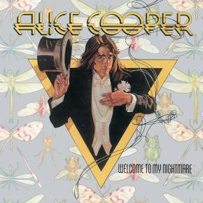 Welcome To My Nightmare - LP / Alice Cooper / 1975/2021