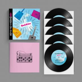 """Quickies - 5 x 7"""" Vinyl Box / The Magnetic Fields / 2020"""
