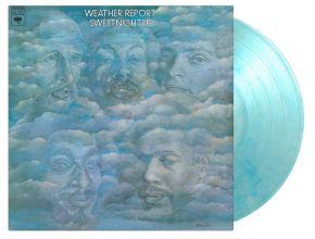 Sweetnighter - LP (Hvid Og Blå Vinyl) / Weather Report / 1973/2021