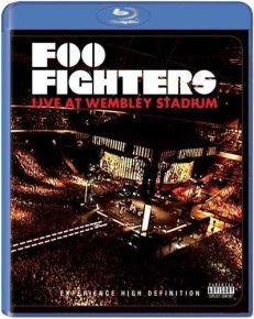 Live At Wembley Stadium - bluray / Foo Fighters / 2008