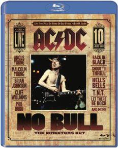 No Bull - The Directors Cut - Blu-Ray / AC/DC / 1996