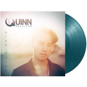 Wide Awake - LP (Blå/Grøn Vinyl) / Quinn Sullivan  / 2021