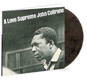 A Love Supreme - LP (Farvet Vinyl) / John Coltrane / 1965/2018