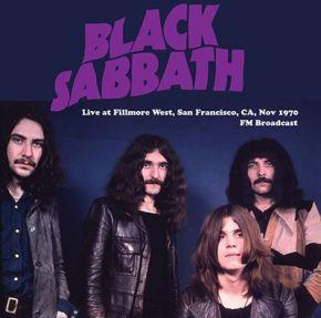 Live at the Fillmore West 1970 - LP / Black Sabbath / 2021