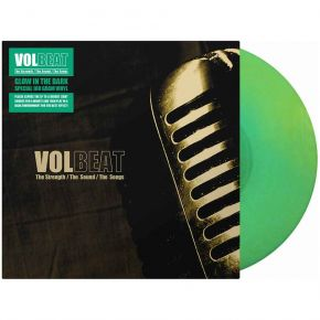 The Strength / The Sound / The Songs - LP (Selvlysende vinyl) / Volbeat / 2000 / 2021