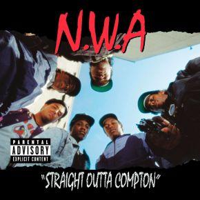 Straight Outta Compton (20th Anniversary) - CD / N.W.A. / 1988