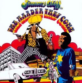 The Harder They Come - LP / Various Artists (Jimmy Cliff) / 1972