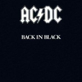 Back In Black - LP / AC/DC / 1980 / 2003