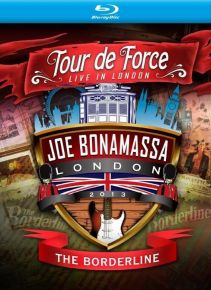 Tour De Force  Live In London / The Borderline - bluray / Joe Bonamassa / 2013