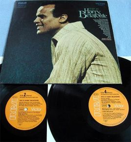 This Is - 2LP / Harry Belafonte / 1970