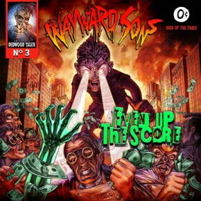 Even Up The Score - CD / Wayward Sons / 2021