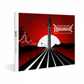 Not The End Of The Road - CD / Kissin Dynamite / 2022
