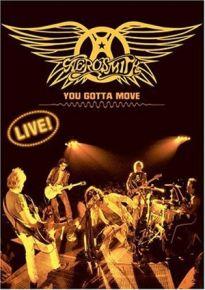 You Gotta Move - DVD+CD / Aerosmith / 2004