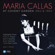 At Covent Garden 1962-1964 - 2cd+dvd / Maria Callas / 2013