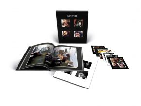 Let It Be - 5CD+Blu-ray Deluxe Box / The Beatles / 1970/2021