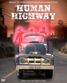 Human Highway - Blu-Ray / Neil Young / 1982 / 2016