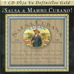 Salsa & Mambo Cubano! - 5CD / Various Artists / 2006