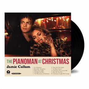 The Pianoman At Christmas - LP / Jamie Cullum / 2020