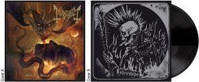 "Atavistic Black Disorder / Kommando (EP) -  12"" VINYL / Mayhem / 2021"