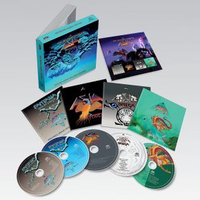 The Reunion Albums 2007-2012 - 5CD (Boxset) / Asia / 2021