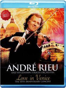 Love In Venice - Blu-Ray / Andre Rieu / 2014