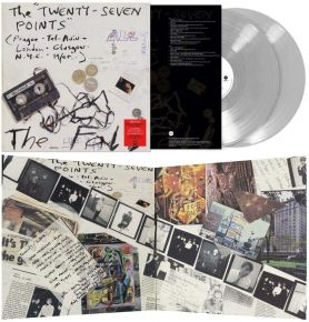 The Twenty Seven Points - 2LP (Klar Vinyl) / The Fall / 1995 / 2021