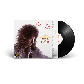 Back To The Light - LP / Brian May / 1992 / 2021