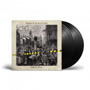 Abolition of the Royal Familia: Guillotine Mixes - 2LP / The Orb / 2021