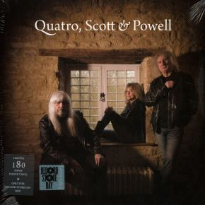 Quatro, Scott & Powell - 2LP (RSD 2020 Farvet Vinyl) / Quatro, Scott & Powell / 2020