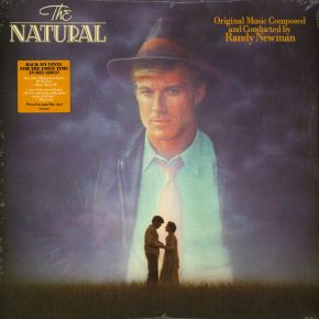The Natural - LP (RSD 2020 Blå Vinyl) / Randy Newman / 1984/2020