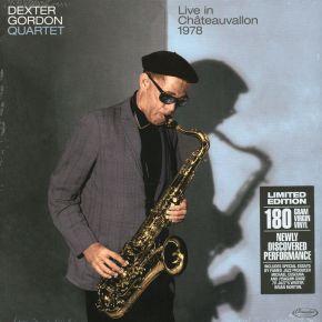 Live In Châteauvallon 1978 - LP (RSD 2020) / Dexter Gordon Quartet / 2020