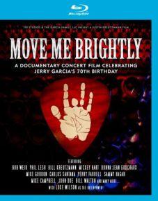 Move Me Brightly - bluray / Jerry Garcia / 2013