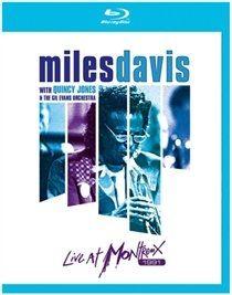 Live At Montereux 1991 - bluray / Miles Davis / 2013