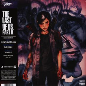 The Last of Us Part II - 2LP / Gustavo Santaolalla, Mac Quayle / 2020