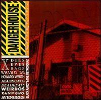 Dangerhouse  1 - -LP (klar vinyl) / Various / 2002