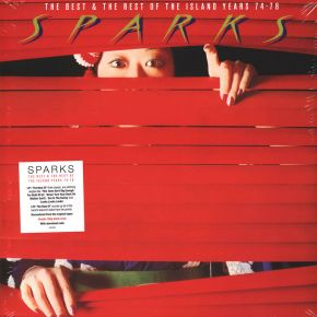 The Best & The Rest Of The Island Years 74-78 - 2LP / Sparks / 2018