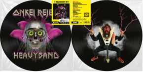 Onkel Rejes Heavyband - LP (Picture Disc Vinyl) / Onkel Reje / 2019 / 2020