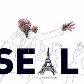 Live In Paris - CD+DVD / Seal / 2005