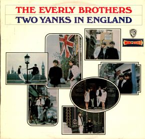 Two Yanks In England  - LP / Everly Brothers / 1966