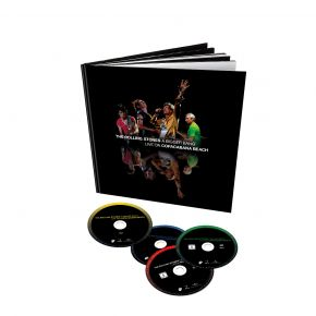 A Bigger Bang: Live On Copacabana Beach - 2CD+2DVD (Deluxe + Bog) / The Rolling Stones / 2007/2021