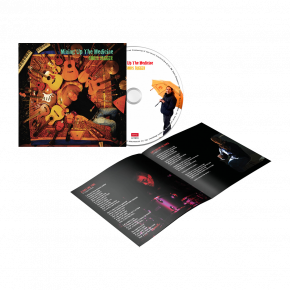 Mixing Up The Medicine - CD / Chris Jagger / 2021