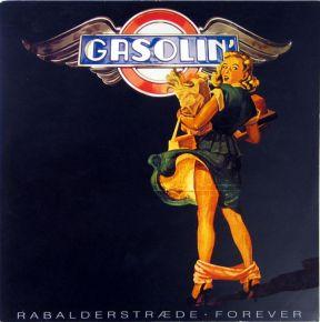 Rabalderstræde Forever - CD / Gasolin' / 1990 / 2018
