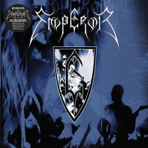Emperial Live Ceremony - LP (Hvid Vinyl) / Emperor / 2017