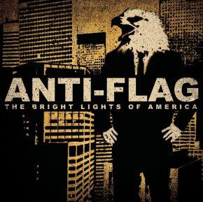Bright LIghts Of America - 2LP (Deluxe Hvid Vinyl) / Anti-Flag / 2008/2021